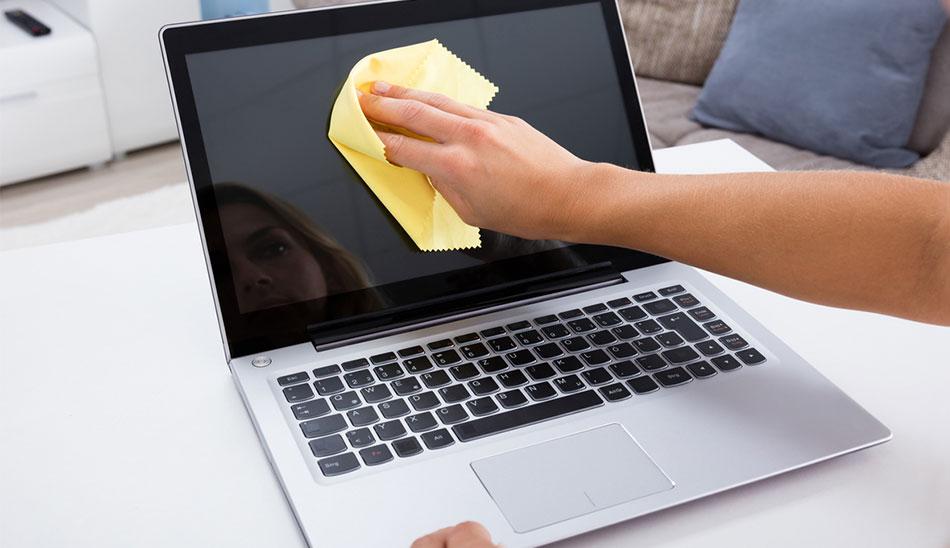 آموزش گام به گام تمیز کردن لپ تاپ دل اینسپایرون 5110